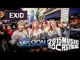 [2015 MBC Music festival] 2015 MBC 가요대제전 EXID - UP & DOWN, 이엑스아이디 - 위아래 20151231