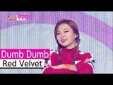 [HOT] Red Velvet - Dumb Dumb, 레드벨벳 - 덤덤, Show Music core 20151017