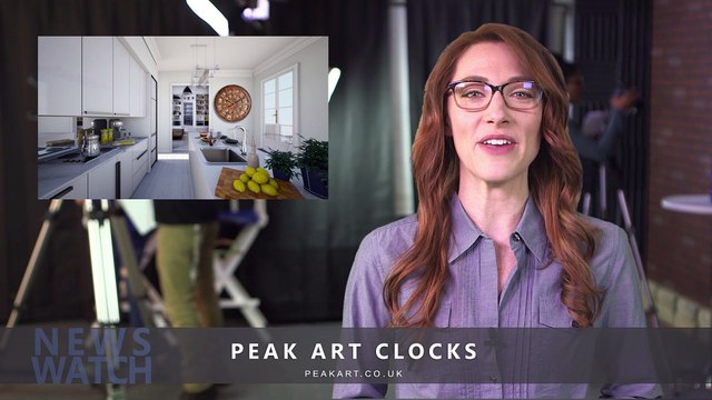Peak Art Clocks – Unique Hand-Crafted Clocks | NewsWatch Review
