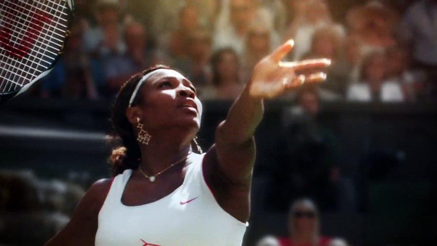 Tennis Test Matériel - Serena Williams célèbre la femme dans son dernier spot pub pour Nike
