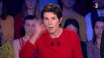 """VIDEO. """"Trois présidents n'avaient rien à faire là"""" :  Sylviane Agacinski critique l'hommage à Johnny Hallyday"""
