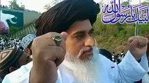Hassan Nisar Chohe Ki Shakal Wala - Molvi Khadim Rizvi Bashing Hassan Nisar