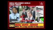 Exclusive : MEA Press Conference On ICJ Verdict In Jadhav Case