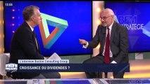 BFM Stratégie : Croissance ou dividende? - 03/03