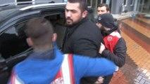 Çerkez Cengiz' lakaplı Cengiz Şıklaroğlu adliyeye sevk edildi