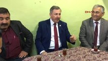Manisa Ak Partili Özdağ'dan Sarıgöl Ziyareti