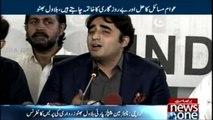 Bilawal Bhutto Zardari Press Conference In Karachi