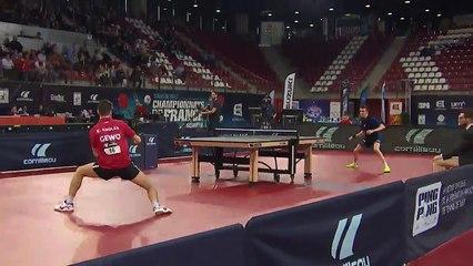VIDEO : Championnat France 2018 - Finale Messieurs