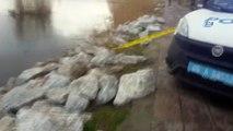 Mogan Gölü'nde ceset bulundu