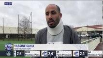 Football amateur: un arbitre agressé témoigne