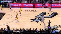 Lonzo Ball Full Highlights 2018.3.3 LA Lakers at SA Spurs - 18-11-7-2 Blks, CLUTCH! | FreeDawkins