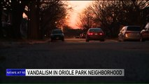 Multiple Cars Vandalized with Racist Graffiti in Chicago Neighborhood