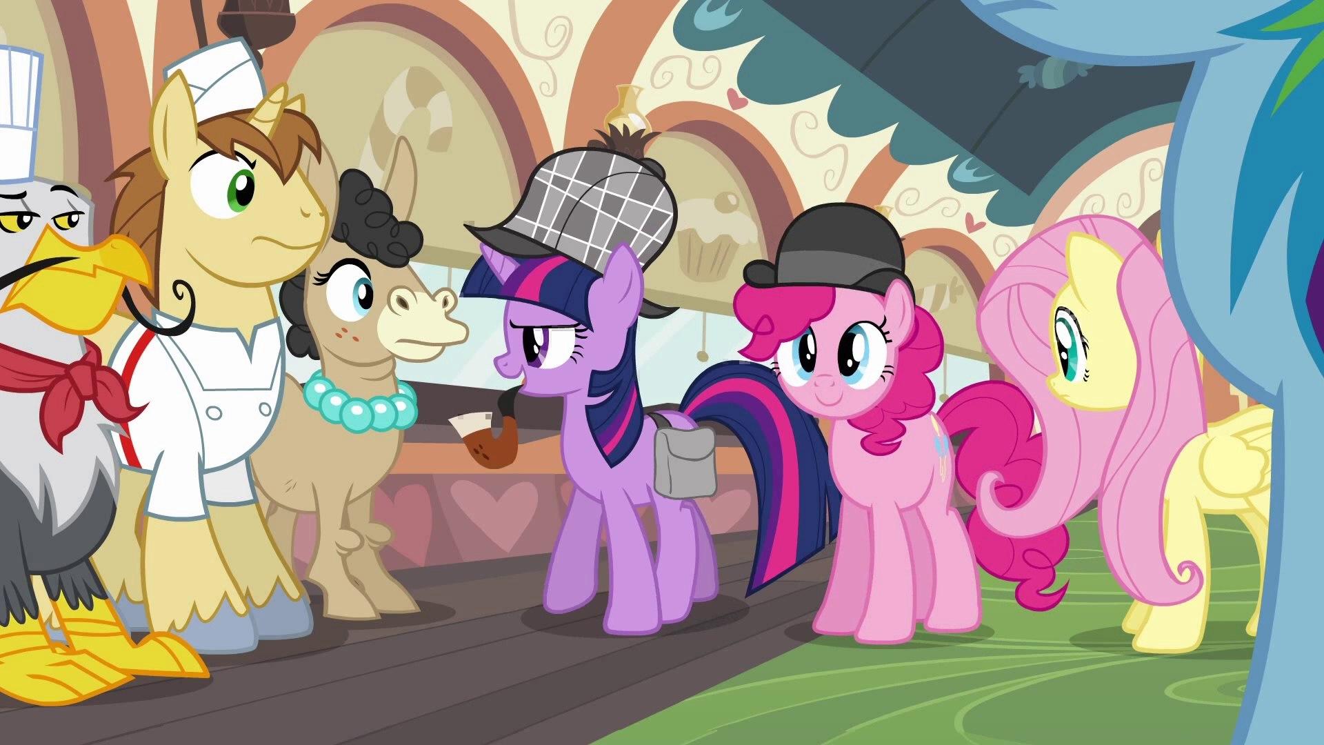 My Little Pony: 02x24 - MMMystery on the Friendship Express - Vídeo Dailymotion