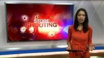 Surveillance Video Shows Bullets Flying Through Connecticut Convenience Store