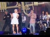 【TVPP Cam】 Kim Gun Mo - 'Excuse' with ChoA(AOA) , 김건모 - 핑계 with 초아(AOA) @ 2015 DMC Festival