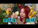 【TVPP】 Solji(EXID) - Preparing a Bouquet, 솔지(EXID) - 부케 준비하기 @ My little television