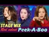 【TVPP】 Red Velvet - 'Peek-A-Boo' Stage Mix 60FPS!