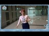 【TVPP】 ChoA(AOA) - Jive Dance, 초아(AOA) - MBC 복도에서 갑자기 자이브 댄스 @MLT