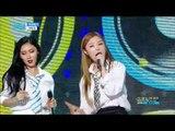 【TVPP】MAMAMOO – AZE GAG, 마마무 – 아재 개그 @Show Music Core Live