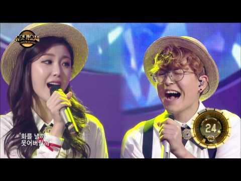 【TVPP】Hyosung(Secrete) – Girl's Generation, 효성(시크릿) – 소녀시대 @Duet Song Festival