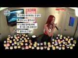 【TVPP】Solji(EXID) - A glass of Soju, 솔지(이엑스아이디) - 소주 한 잔(임창정) @ My little television