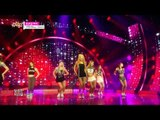 【TVPP】Hara(Kara)- Choco chip Cookies, 하라(카라) - '초코칩 쿠키' @ Solo Debut, Show! Music Core Live