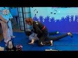 【TVPP】 Solji(EXID) - Self-defense with PD, 솔지(EXID) -  PD와 호신술 트레이닝 @ My little television
