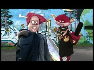Super héro - Angry Kid