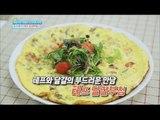 [Happyday] Recipe : Grain egg pancakes칼슘, 비타민 풍부한 영양 곡물, '테프 달걀부침' [기분 좋은 날] 20160212