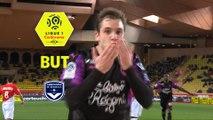 But Valentin VADA (32ème) / AS Monaco - Girondins de Bordeaux - (2-1) - (ASM-GdB) / 2017-18