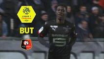 But Ismaila SARR (86ème) / Amiens SC - Stade Rennais FC - (0-2) - (ASC-SRFC) / 2017-18