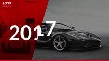 Ferrari celebrates 70 years - Ferrari70