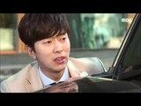 [My daughter gumsawall] 내 딸, 금사월 - Yoon Hyun Min, walk behind Baek Jin Hee 20151017