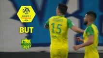 But Léo DUBOIS (11ème) / Olympique de Marseille - FC Nantes - (1-1) - (OM-FCN) / 2017-18