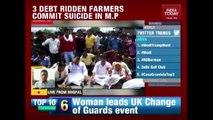 3 Debt Ridden Farmers Commit Suicide In Madhya Pradesh