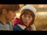 [Weightlifting Fairy Kim Bok Ju] 역도요정 김복주 ep.11 Joo-hyuk, To call every day for Sung-Kyung.20161221