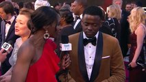 Daniel Kaluuya Reveals Advice Chadwick Boseman Gave Him   PeopleTV   Entertainment Weekly