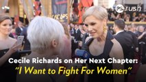"""Cecile Richards on Her Next Chapter: """"I Want to Fight For Women"""""""