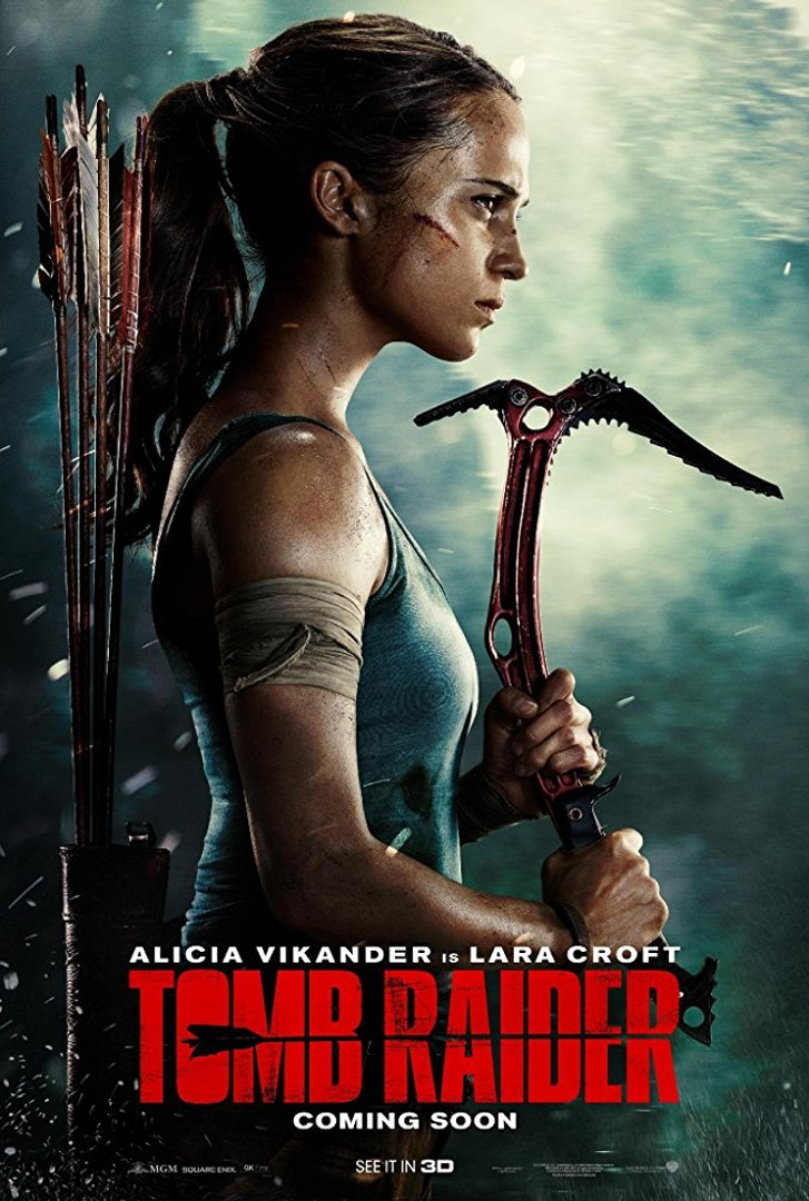 Tomb Raider Hindi Dubbed Video Dailymotion