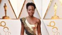 Lupita Nyong'o Is Wearing Versace at the 2018 Oscars | Oscars 2018