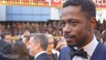 Lakeith Stanfield Shares Hug with Danny Glover, Talks Success of 'Get Out'   Oscars 2018