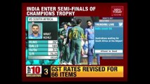 Clash Of Champions : Analysis Of India Vs South Africa Match At Champions Trophy 2017