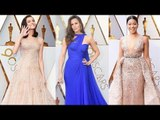 Oscars 2018: Best Dressed Celebs On Red Carpet | Hollywood Buzz