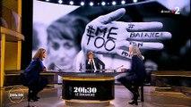 """Carole Bouquet affirme qu'elle n'aime ni """"balance"""" ni """"ton porc"""" dans le combat qui est mené par les femmes"""