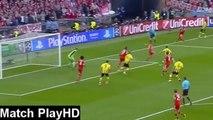 Borussia Dortmund vs Bayern Munich 1x2 All Goals & Highlights UCL 2013 Final