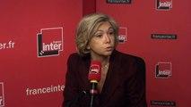 """Valérie Pécresse : """"42% des faits de violence grave sur les femmes sont commises dans les transports"""""""