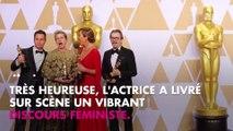 Oscars 2018 : Frances McDormand oscarisée, son vibrant discours féministe