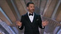 Jimmy Kimmel ouvre les Oscars en visant Harvey Weinstein