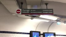 Paris: elle prend un couloir du métro à contre-sens, la RATP la sanctionne d'une amende de 60€