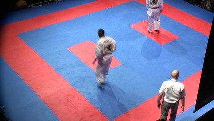 Karate | 10K Karate Clash | Gavin Bailey v Calum Robb | Qtr Final